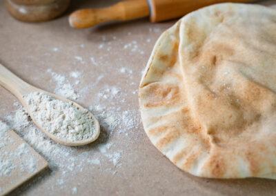 Libanees bread